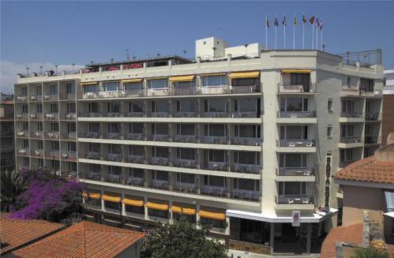 ljoret de mar hotel santa rosa 4*