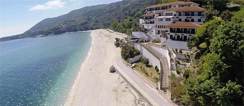pilion hotel karaoulanis beach