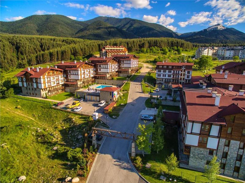 Green Life Bansko - Main building