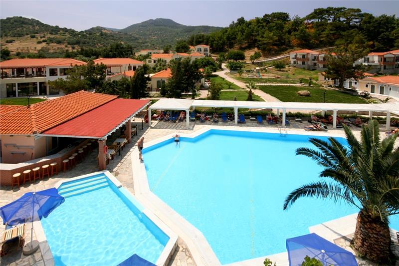 lezbos hotel alma 4*