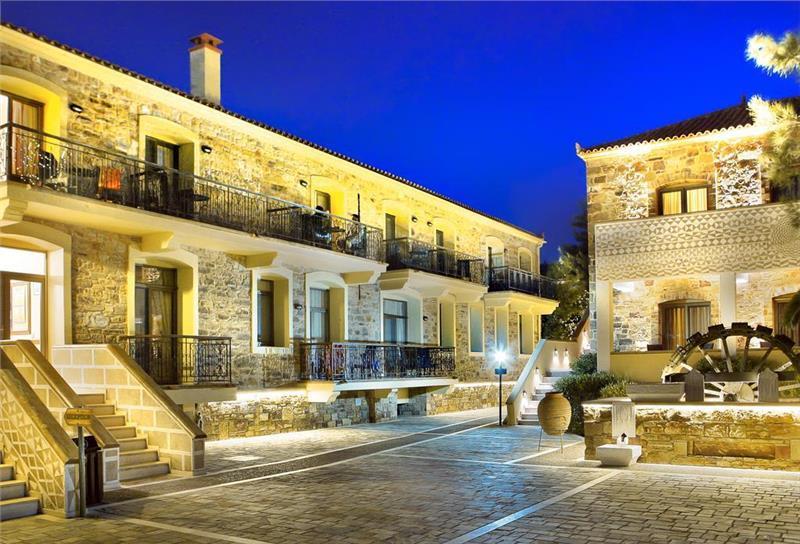 Grecian Castle
