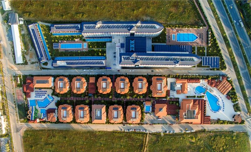 Alanja Hotel Eftalia Village 5*