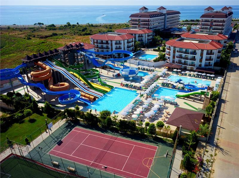 Alanja Hotel Eftalia Marin 5*