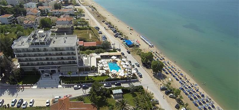 Halkidiki Hotel Santa Beach