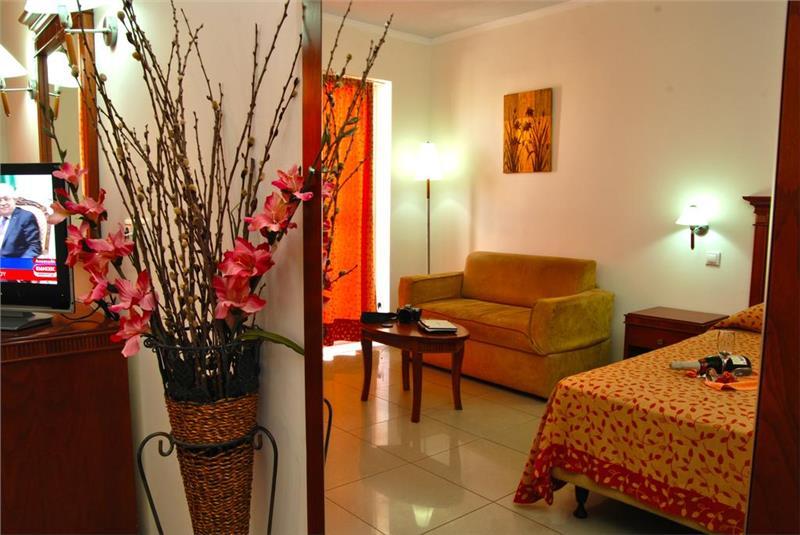 zakintos hotel zante maris 4*