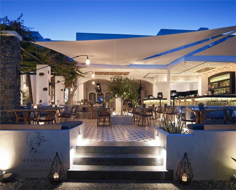 santorini hotel afroditi venus beach hotel & spa