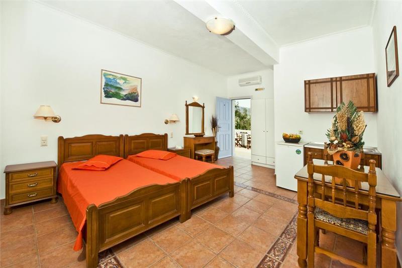 santorini hotel alexandra hotel & apartments