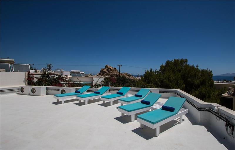 Santorini Hotel Andreas