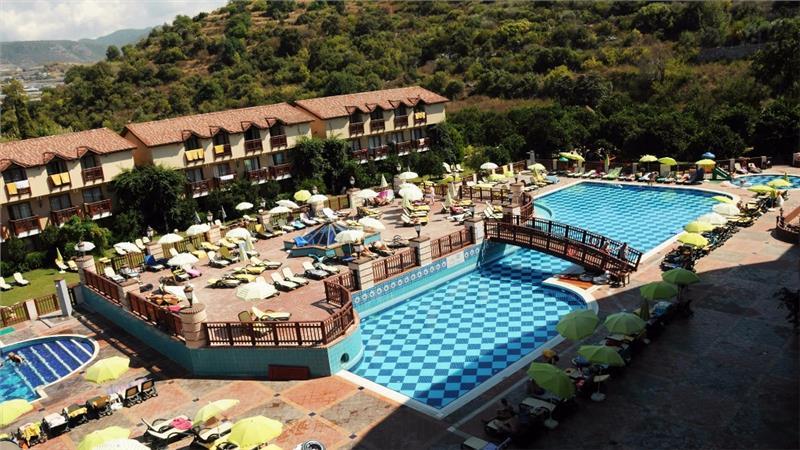 alanja hotel club konakli hotel