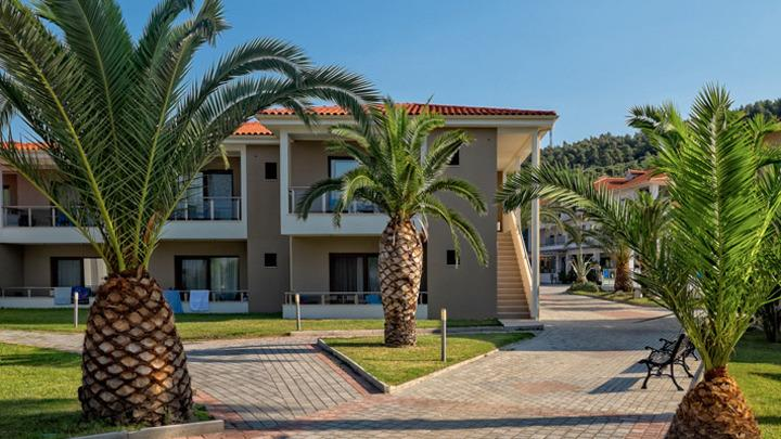 Neos Marmaras Hotel Lagomandra Beach and Suites