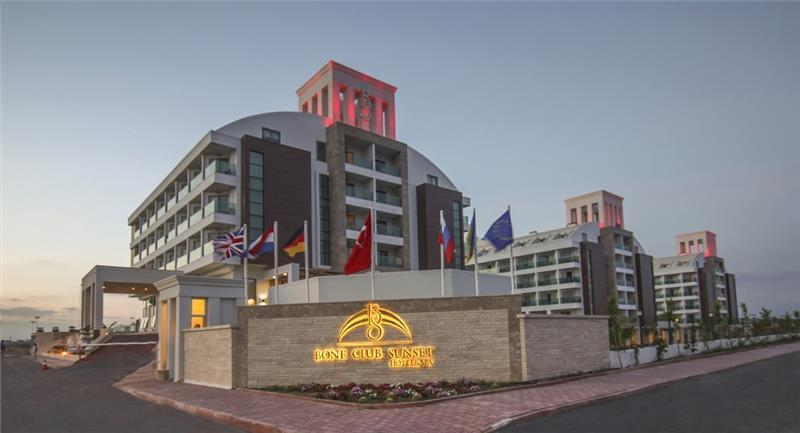 Bone Club Hotel Sunset