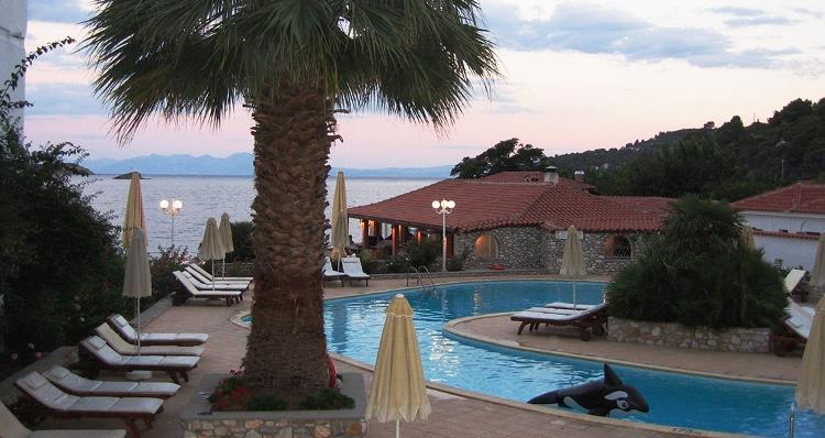 Skiatos Hotel Esperides Beach
