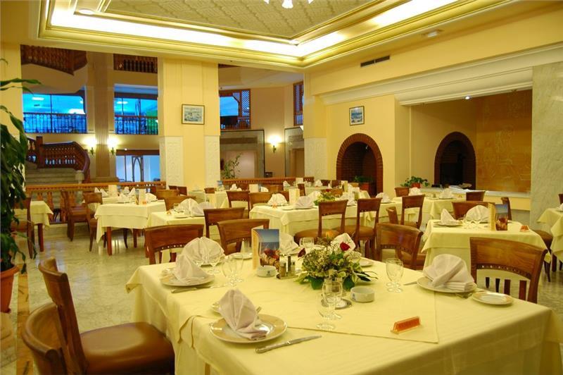 Mahdia Palace & Thalasso