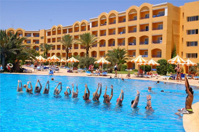 Nour Palace Resort & Thalasso