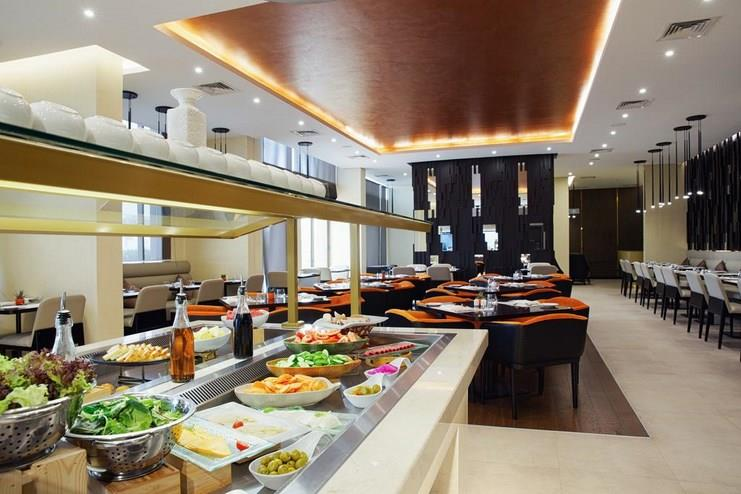 Occidental IMPZ Dubai