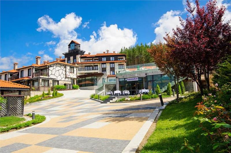 Ruskovets Termal Spa and Ski Resort