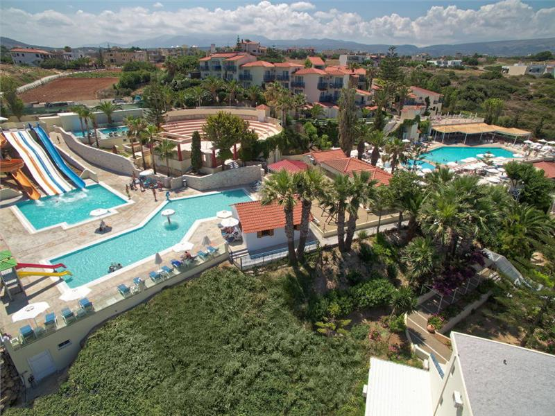Rethymno Mare Hotel and Water Park