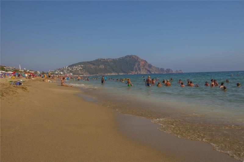 Kleopatra Beach