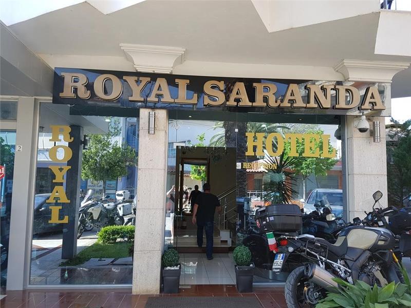 Royal Saranda