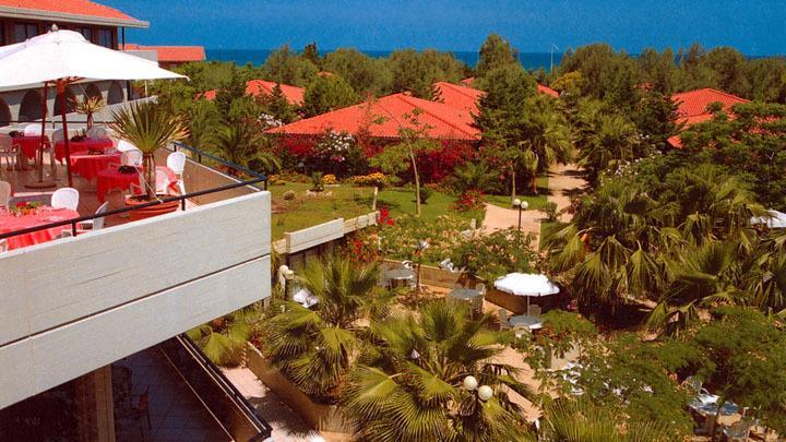 sicilija hotel fiesta garden beach 4*
