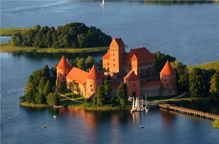 Baltičke zemlje 1