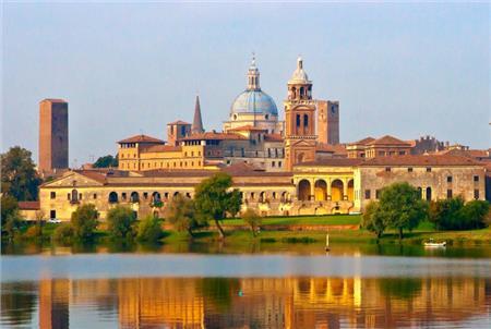 Cinque Terre i Parma Uskrs