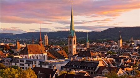 Švajcarska tura BUS / AVIO