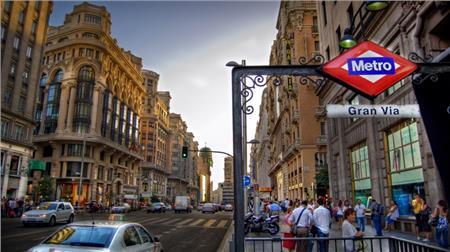 Madrid 25. oktobar