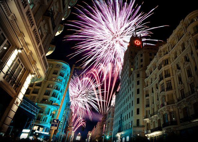 Madrid Nova godina