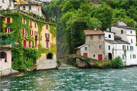 Najlepša jezera Italije 30. maj