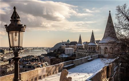 Budimpešta i Beč 29.12.2018.