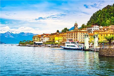 Najlepša jezera Italije 29.04.2019.