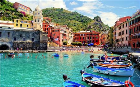 Cinque Terre i Elba 25.09.2019