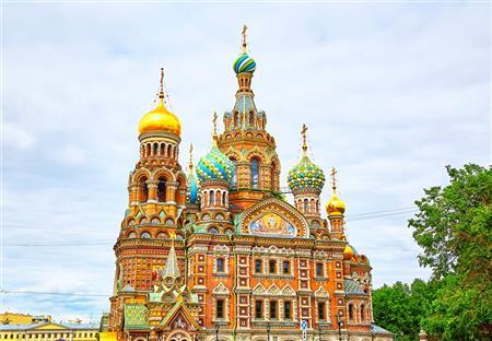 Moskva i Sankt Peterburg 14.07.2019.