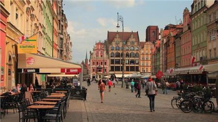 Vroclav oktobar